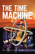 Classics Illustrated Hardback The Time Machine (H. G. Wells) (Brand New)