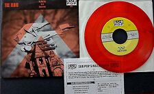 "THE FLUID - Tin Top Toy - ORANGE 7"" Vinyl SUB POP LTD ED 1990"