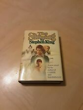The Shining Stephen King Books Horror! Terror! Suspense! Vintage Jack Nicholson