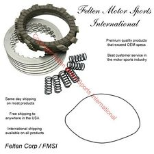 CRF450R Heavy Duty Clutch Kit Discs Disks Springs Gasket CRF450 CRF 450R 02-08
