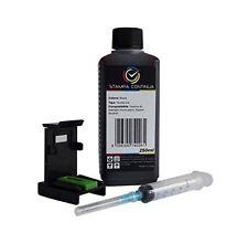 Кit ricarica cartucce HP N° 301 nero, Inchiostro Inktec 250ml di altà qualità...
