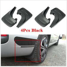 4Pcs Car Mud Flaps Splash Guards Mudflaps Mudgurads Fender Universal ABS Plastic