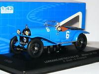 IXO LM1926 Lorraine-Dietrich B3-6 Winner 1926 Le Mans #6 1/43
