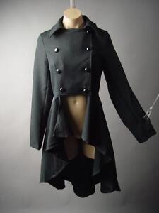 Sale Victorian Military Steampunk Tailcoat Cutaway Jacket 189 mv Coat XL 2XL 3XL