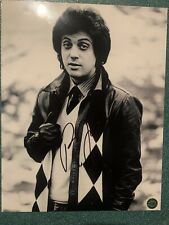 BILLY JOEL Signed Autographed 11x14 Photo With COA