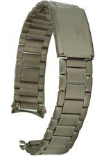 Titan Uhrarmband von Osco mit Faltschliesse - 14 mm Damen-Uhrband Uhrenband
