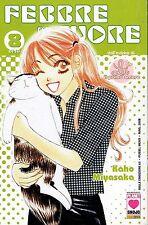 Febbre del Cuore n. 8 di Kaho Miyasaka - Lui il Primo Amore OFFERTA! * Panini
