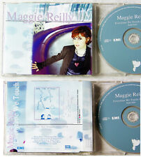 MAGGIE REILLY Everytime We Touch / Radio Edit .. Rare 1998 EMI 1-Track Maxi-CD