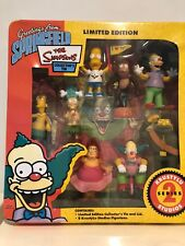 Simpsons Limited Edition Greetings Springfield Collector's Tin Series 2 NIB Rare