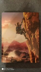 Zelda: Breath of the Wild-Hardcover-Complete Official Guide Collector's Edition