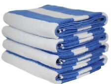 4 pieces Pack- 30x70 inches-XLarge Pool/Beach Cabana Towels by MIMAATEX