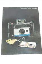 EX COND! 1960's Polaroid 180 210 220, 230 240, 250, Swinger Camera Sales Catalog