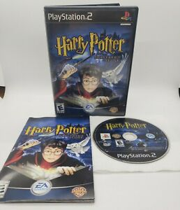 Harry Potter and the Sorcerer's Stone (Sony PlayStation 2, 2003) PS2 Complete