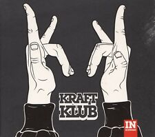 KRAFTKLUB : IN SCHWARZ / CD