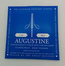 AUGUSTINE Classic Blue - Set Corde Chitarra Classica High Tension