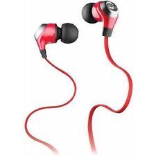Monster N-Lite High Performance In-Ear Headphones - Red