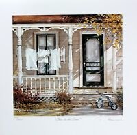 Trisha Romance Signed Numbered Limited Edition Gone To The Store
