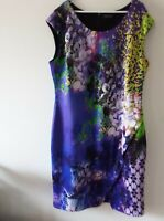 TABLE EIGHT  ~ Ladies ,Size 18, Floral ,Sleeveless  Dress.