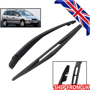 Front and Rear Blades 3 x Blades ZAFIRA MPV Apr 1999 to Jun 2005 Windscreen Wiper Blade Set