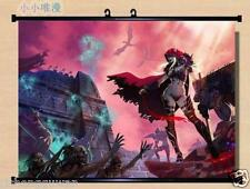 60*40cm World of Warcraft WOW Sylvanas Windrunner Home Decor Poster Wall Scroll