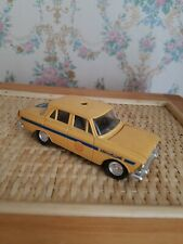 Early Model Russian road police GAI Car Moskvitch 412 A-1   1/43 made in USSR
