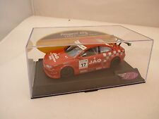 SPIRIT # 0501102 1/32 SLOT CAR 2 IN 1 PEOGEOT 406 COUPE MARDI GRAS  RED