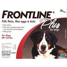 Merial frontline plus for Dogs & cats oneTube 6 to 8 months