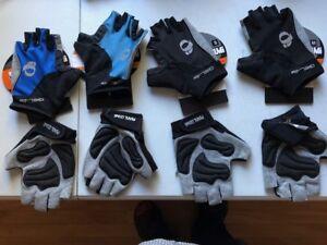 New-Old-Stock Pearl Izumi Gel-Lite Gloves Small