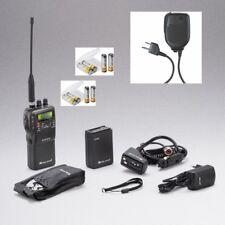 SET  Alan 42 DS mit Mikrofon & Akkus  CB-Handfunkgerät NEU mit digitaelm Squelch