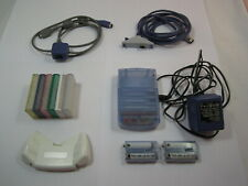 Nintendo Game Boy Pelican Link Cable Cord Travel Charger Gamecube Accessory Lot