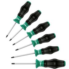 Wera 1367/6 TORX® Schraubendrehersatz Kraftform Comfort 6-teilig 05031554001