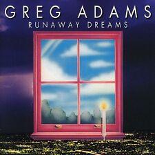Greg Adams - Runaway Dreams [New CD] Canada - Import