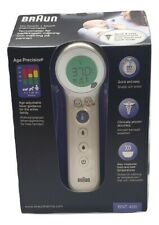 Brand New Braun Bnt400 Touchless Forehead Thermometer For Home Use - White