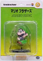 Medicom UDF-199 Ultra Detail Figure Nintendo Mario Bros. (Brothers) Luigi
