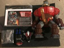 Transformers Funpub TFCC TFSS Subscription 5.0 Pretender Optimus Prime Hi-Q New