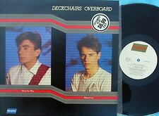 Deckchairs Overboard ORIG OZ PS 12 ST EP NM '82 Regular RRT603 Crowded House