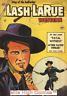 LASH LARUE WESTERN  (CHARLTON) (1954 Series) #48 Very Good Comics Book
