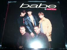 Take That Babe German 4 Track CD Single