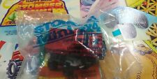 NOS Bagged 86 Ford Ranger McDonalds Happy Meal Stomper 4x4 Monster Truck Only
