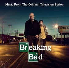 Breaking Bad (Music from the Original Television Series) [CD] NEU Soundtrack