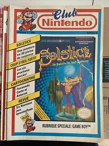 Magazine Club Nintendo Rare