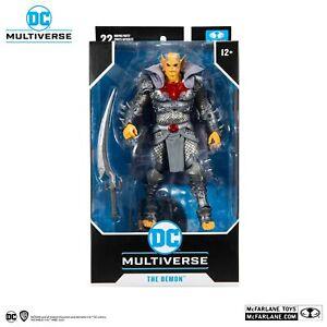 DC Multiverse Demon Knights The Demon - McFarlane Toys