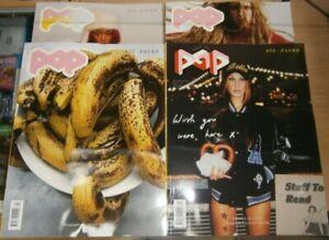 Pop magazine #45 Autumn/Winter 2021 SZA Bella Hadid Abby Champion Bananas