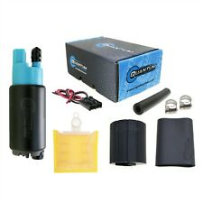 Quantum EFI OEM Replacement Fuel Pump for Ford Lincoln Mercury Mazda + Strainer