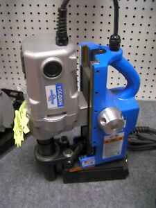 Hougen HMD904S Magnetic Drill  In Stock! NEW & REDESIGNED SWIVEL BASE