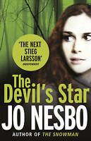 The Devil's Star by Jo Nesbo, Acceptable Book (Paperback) Fast & FREE Delivery!