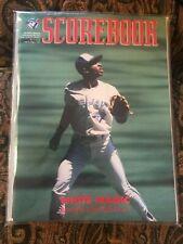1991 Game Program - Toronto Blue Jays vs Cleveland Indians - NR MINT