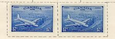 Canadian Air Mail Special Delivery Stamps (2) 1946/7 - Unitrade CE3&4 MH Unused