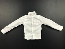 CJ7 Stephen Chow White Shirt 1/6th Scale Made By DID