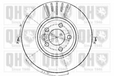 Genuine Qh Brake Disc Front Axle Rover Mg Bdc5118 Braking Replacement Part